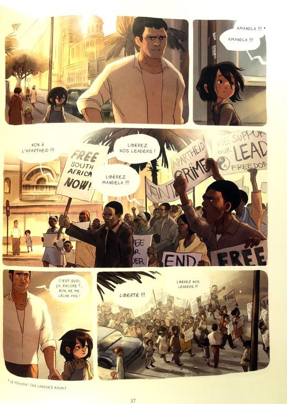 Lulu et Nelson page 1